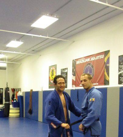 A black belt in Fargo