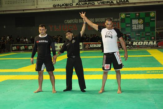 ADCC invitee Peinado celebrates another dream