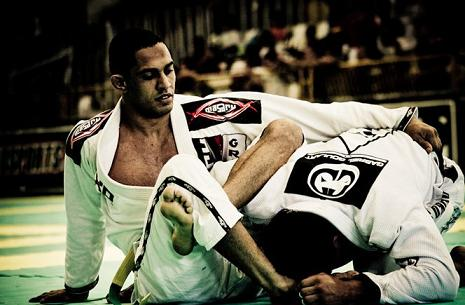Bruno Alves and beasts from Gracie Barra PE invade Rio