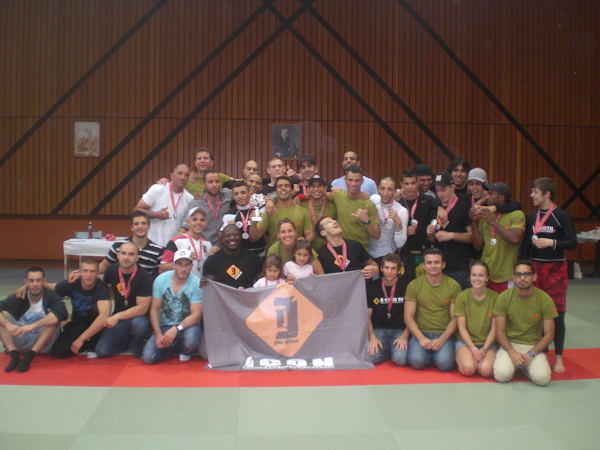 Coupe Suisse No-Gi a hit
