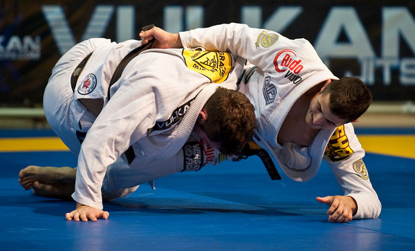 Jiu-Jitsu Expo: Caio Terra e Jeff Glover concordam em lutar com kimono