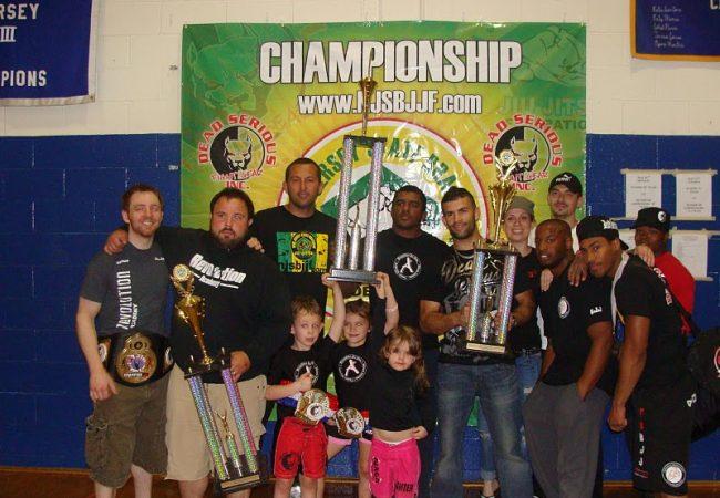 SAS Team NJBJJ champion