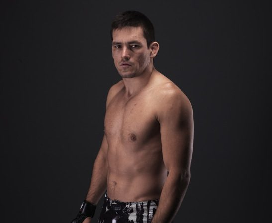 """Demian extends """"invitation"""" to Chael Sonnen"""