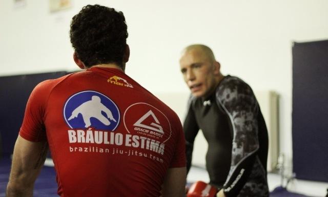 Gracie Barra and Carcará open new academy