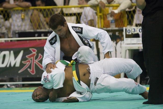 Velhos reis do adulto dominam o Master no Rio