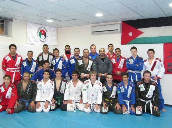 Jordan Team excels in Lisbon