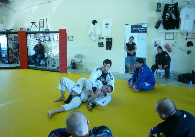 Gracie invasion in Texas