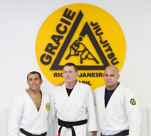 Russell Redenbaugh: much more than a black belt