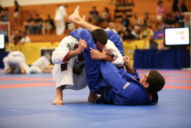 Don your gi and test your mettle at US Open 16
