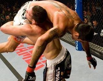 Jiu-Jitsu player, victory in wrestling