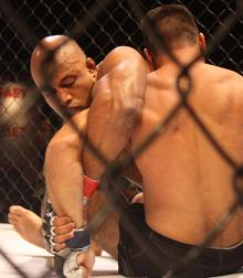 Latest from UFC: Cacareco cut loose, Rashad opponentless, BJ Penn…