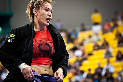 "Cris Cyborg: ""Now I respect the Jiu-Jitsu gang more"""