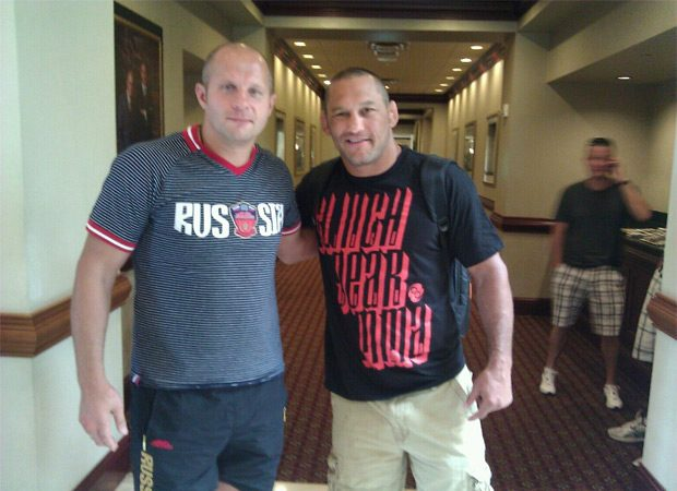 Watch the Fedor vs. Hendo trailer
