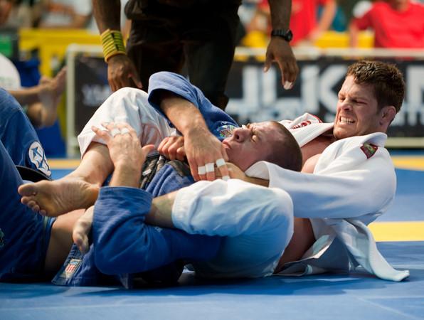 August is Jiu-Jitsu month in USA