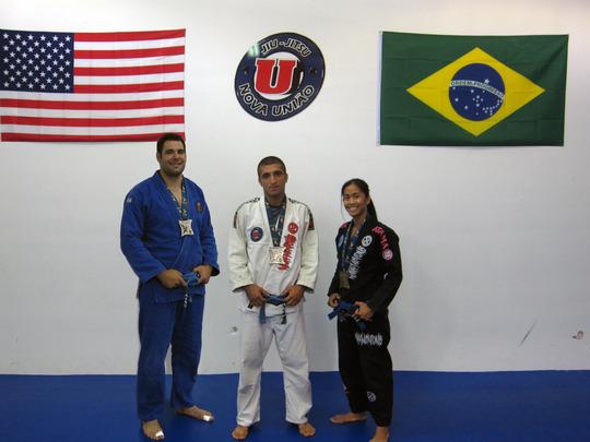 GD Jiu-Jitsu at the 2010 Worlds