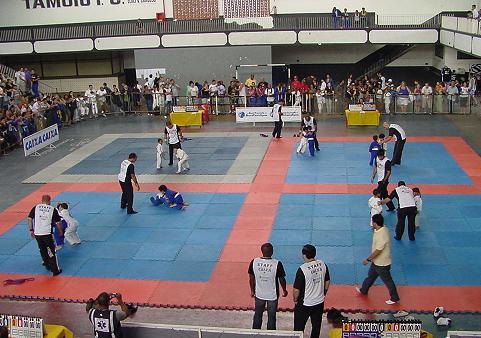 Copa Kids de Jiu-Jitsu em outubro