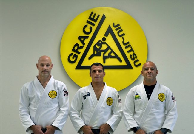 Gracie Temecula South celebrates opening with black belt