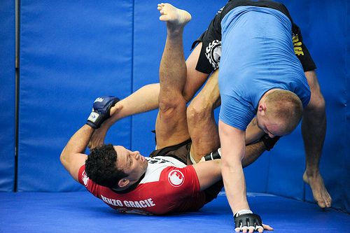 Be sure to watch this before your next No-Gi training session