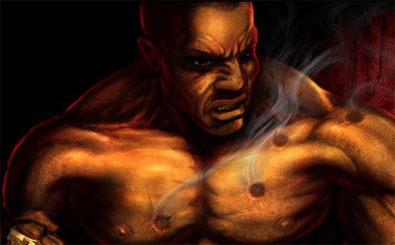 Latest from the UFC: Rampage as Marvel superhero, José Aldo…