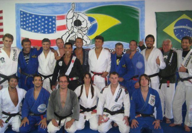 Dalinha, Gracie now black belts