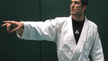 Eating and training Gracie Style