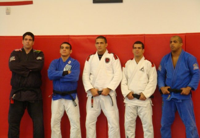 New home for Ricardo Barros BJJ