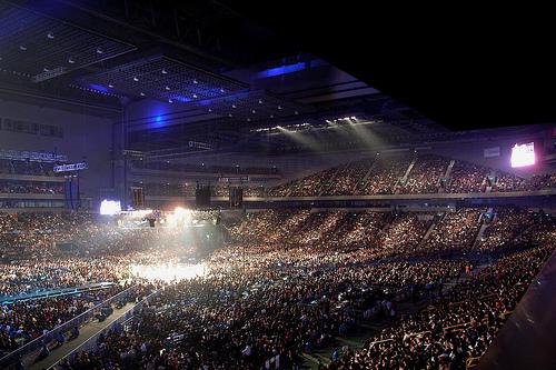UFC in Saitama Super Arena treat for Pride fans