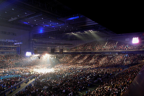 UFC na Saitama Super Arena brinda fãs do Pride