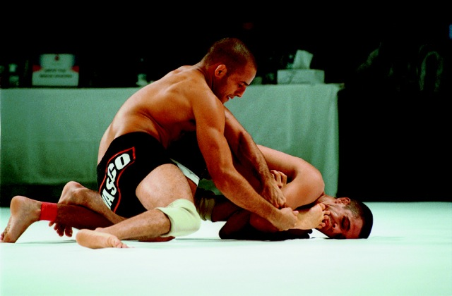 "ADCC 2011: Robson to stick with ""same old"" strategy"