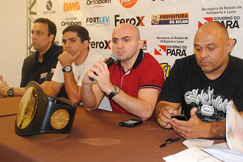 Jungle Fight promete com disputa de cinturão internacional