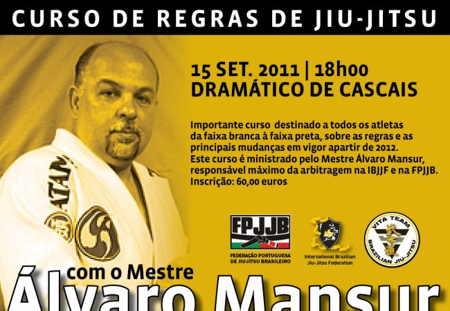 Rules seminar with Mansur in Portugal