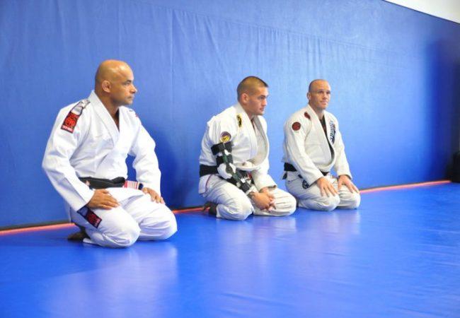 Renato Tavares visits Triton MMA