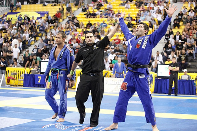 Cavaca celebrates submission and kicks off camp for ADCC