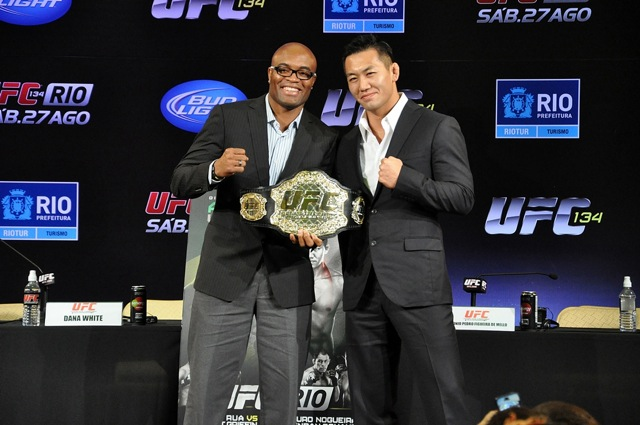What do you want to ask the fighters at UFC Rio?