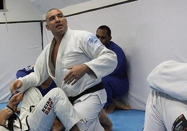 Uma visita a Rodrigo Comprido na FLO MMA, em Chicago