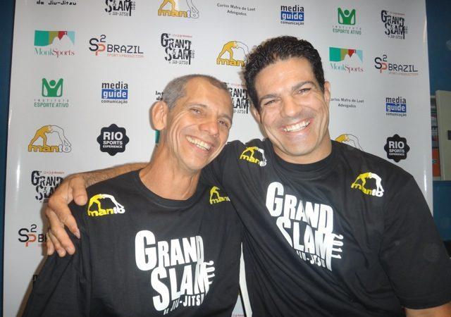 De La Riva vs Jean Jacques em novembro, no Maracanãzinho