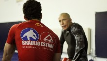 Bráulio invites you to seminar and presents Roger, GSP and Lagarto in training
