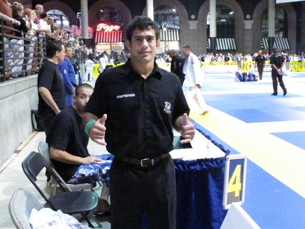 Las Vegas International Open divisional black belt results
