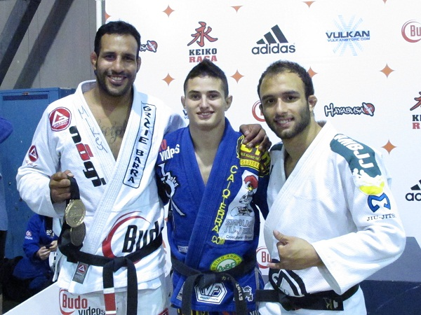 Samir Chantre takes double gold in Las Vegas