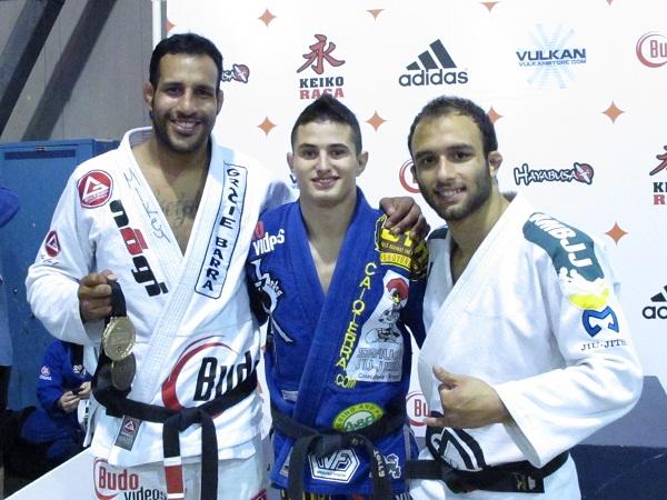 Samir Chantre takes double gold in Las Vegas