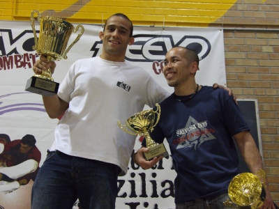 BJJ Professional Cup: Polish standout in Italy