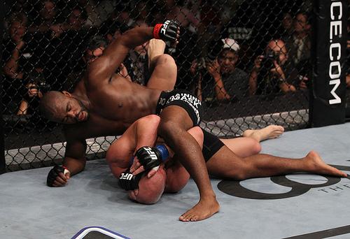Onde eles erraram no UFC 133?