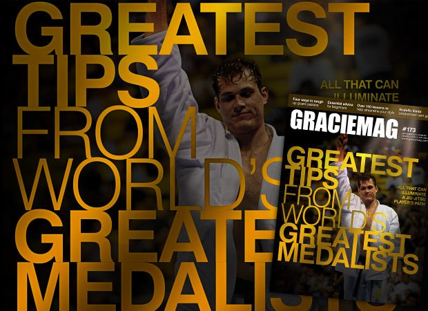 Your new GRACIEMAG #173