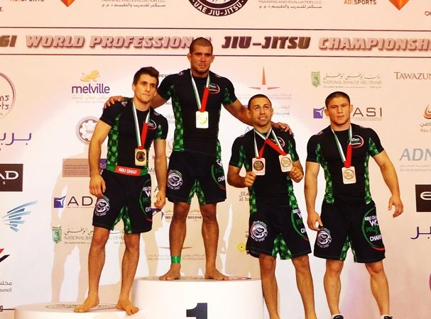 Learn No-Gi from Rodolfo Vieira