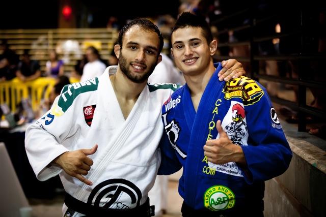 Confira Samir vs Rodrigo Teixeira no Las Vegas Open 2011