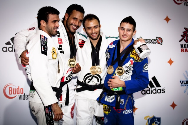 Spot at ADCC secured, Frazatto focuses on new objectives