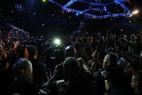 UFC Rio: assista à festa dentro do caldeirão
