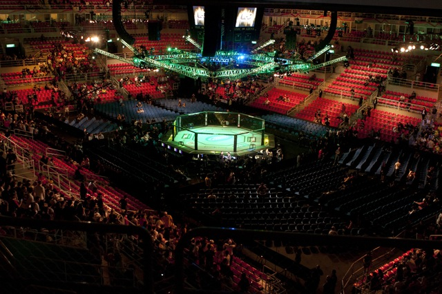 A expansão do UFC em números