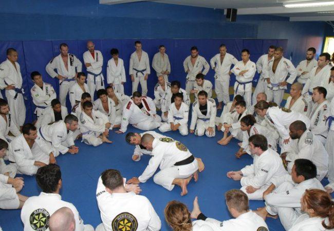 New black belt at Toronto BJJ