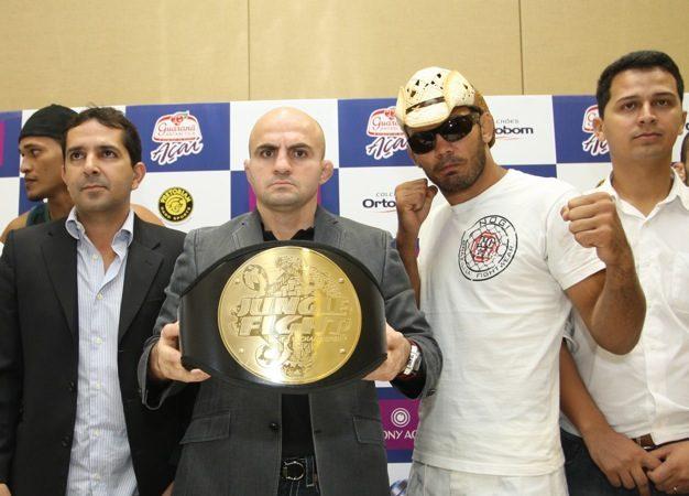 Como será o primeiro Jungle Fight pós UFC Rio?
